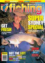 Fishing New South Wales - September