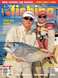 Queensland Fishing Monthly - May