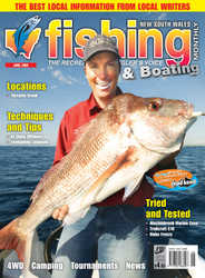 New South Wales Fishing Monthly - June