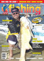 Queensland Fishing Monthly - August