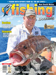 New South Wales Fishing Monthly - February