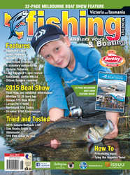 Victoria and Tasmania Fishing Monthly