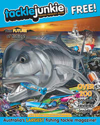 Tackle Junkie 2013 - January