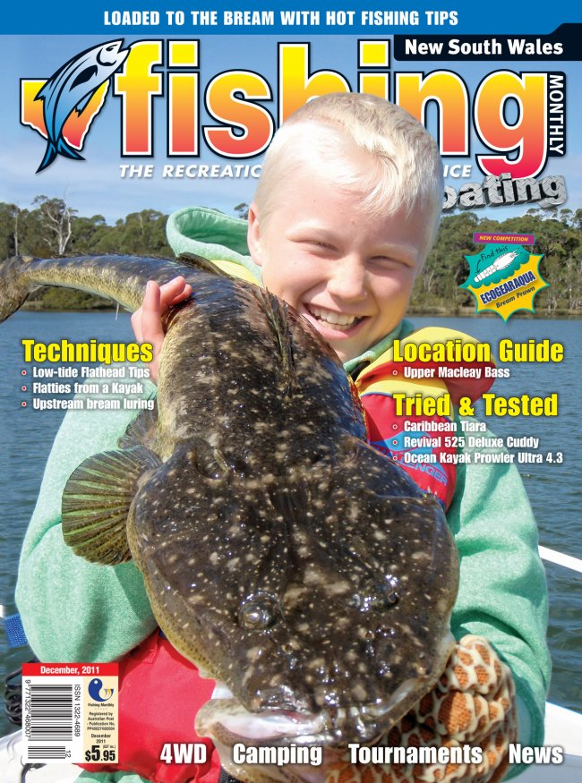 New South Wales Fishing Monthly - December