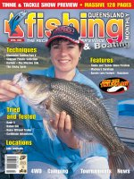 Queensland Fishing Monthly - April