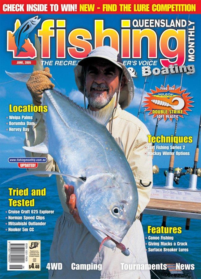 Queensland Fishing Monthly - June