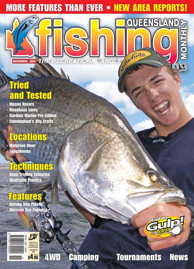 Queensland Fishing Monthly - November