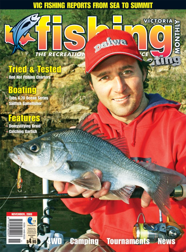 Victoria Fishing Monthly - November