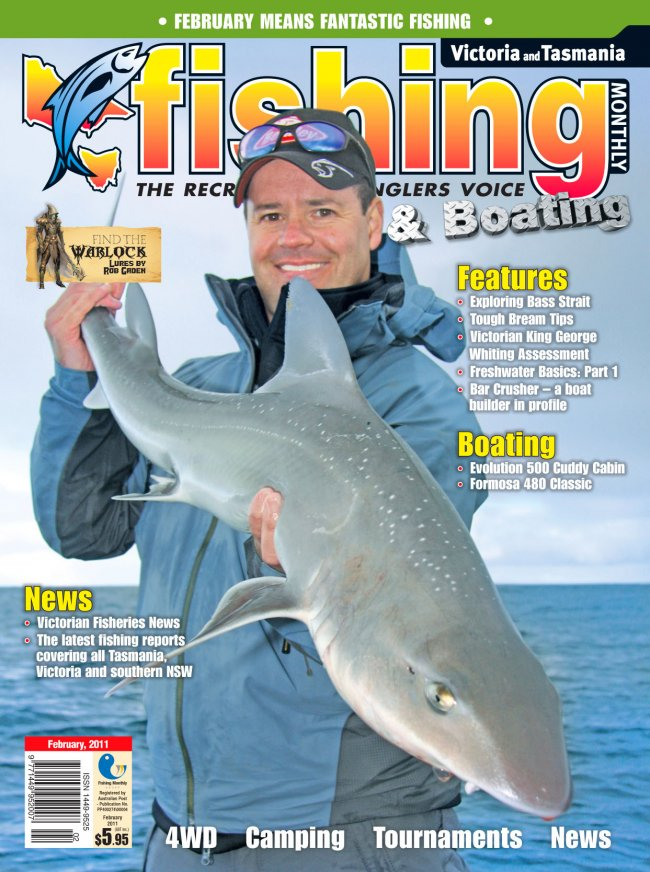 Victoria Fishing Monthly - February