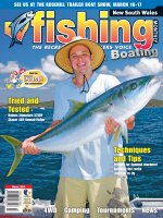 New South Wales Fishing Monthly - March