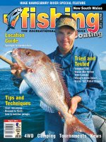 New South Wales Fishing Monthly - August