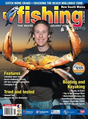 New South Wales Fishing Monthly
