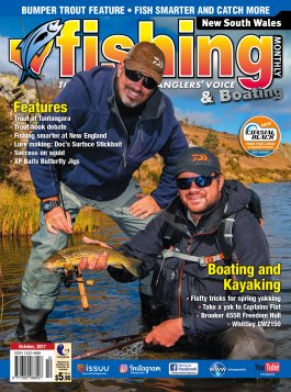 New South Wales Fishing Monthly - October