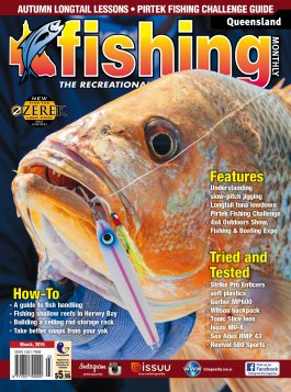 Queensland Fishing Monthly - March