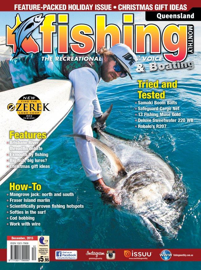 Queensland Fishing Monthly - December