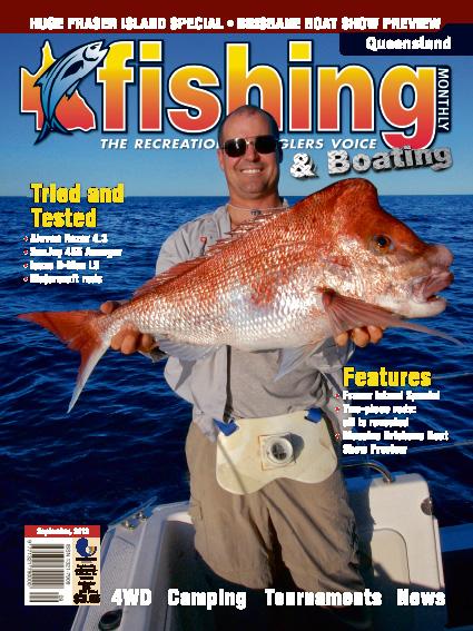 Queensland Fishing Monthly - September