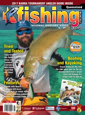 Queensland Fishing Monthly