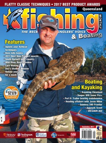Queensland Fishing Monthly