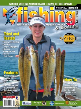 Victoria Fishing Monthly - May