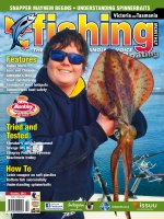 Victoria Fishing Monthly - October
