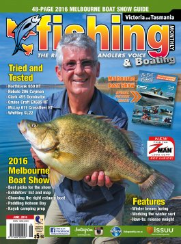 Victoria Fishing Monthly - June
