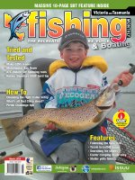 Victoria Fishing Monthly - March