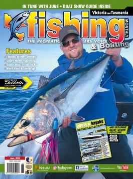 Victoria Fishing Monthly - June