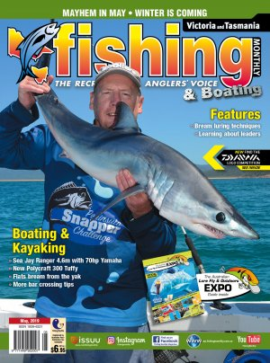 Victoria Fishing Monthly