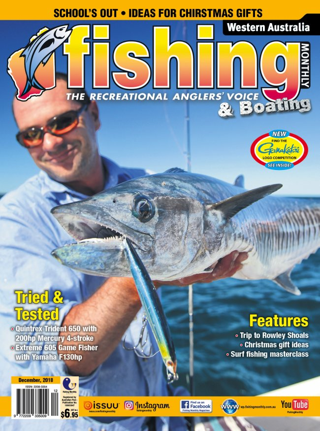 Western Australia Fishing Monthly - December