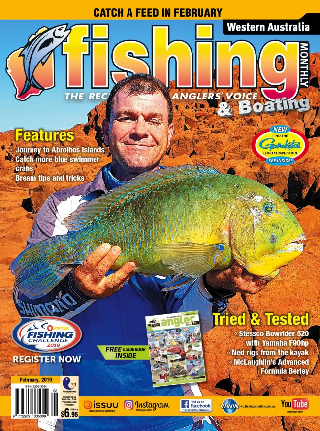 Western Australia Fishing Monthly - February