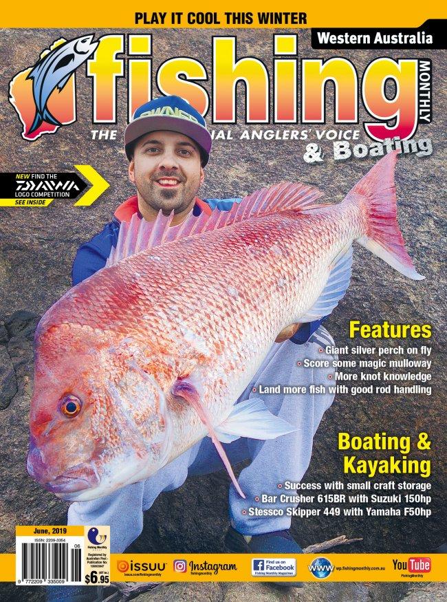 Western Australia Fishing Monthly - June