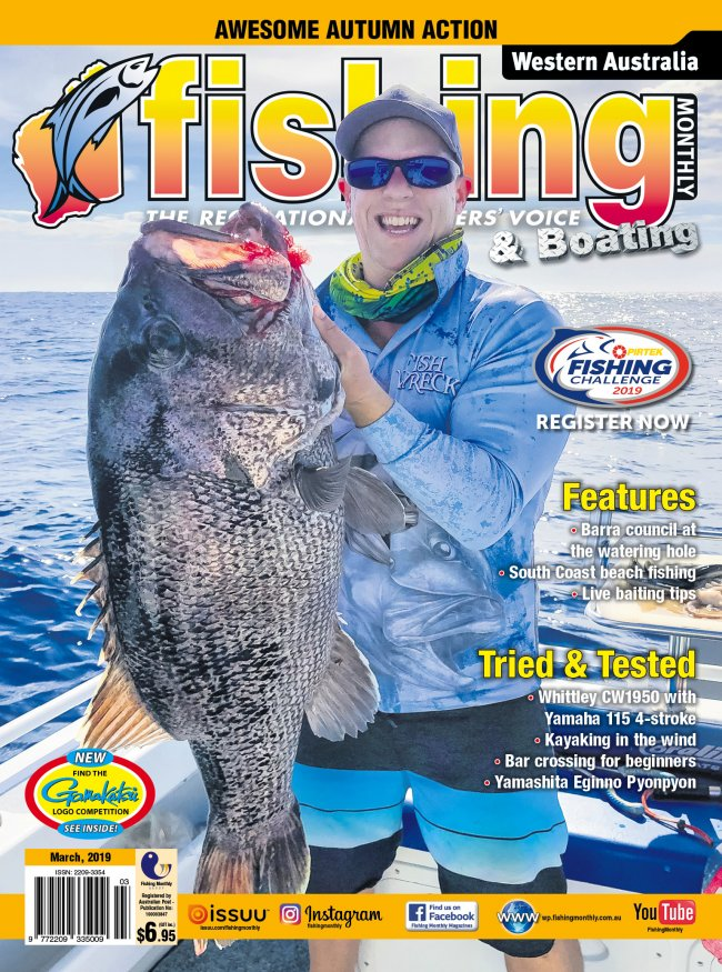 Western Australia Fishing Monthly - March