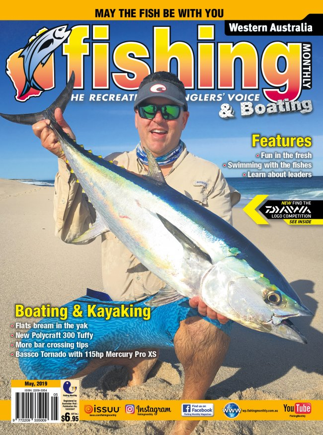 Western Australia Fishing Monthly - May