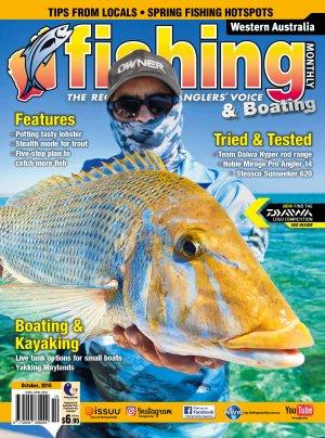 Western Australia Fishing Monthly
