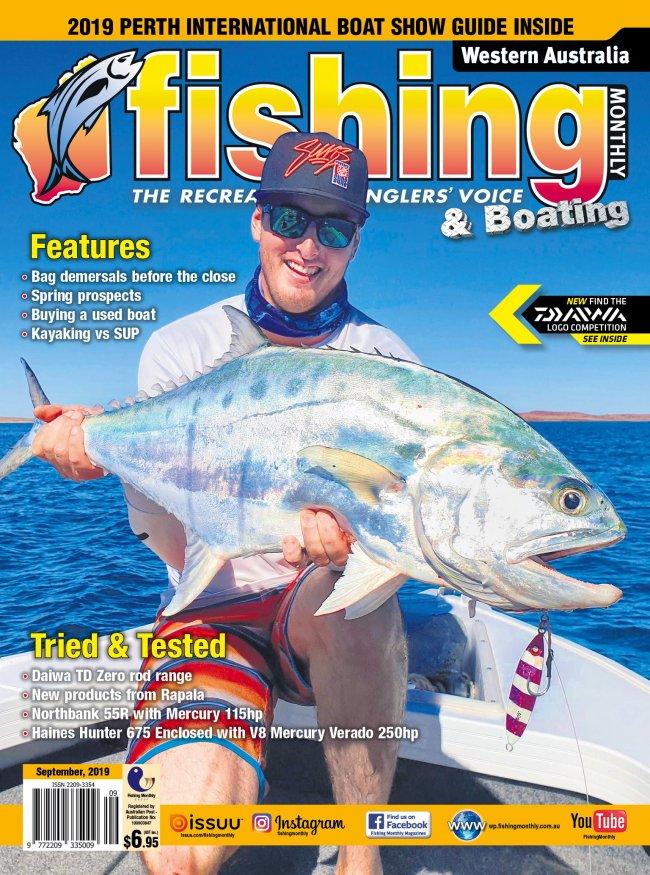 Western Australia Fishing Monthly - September
