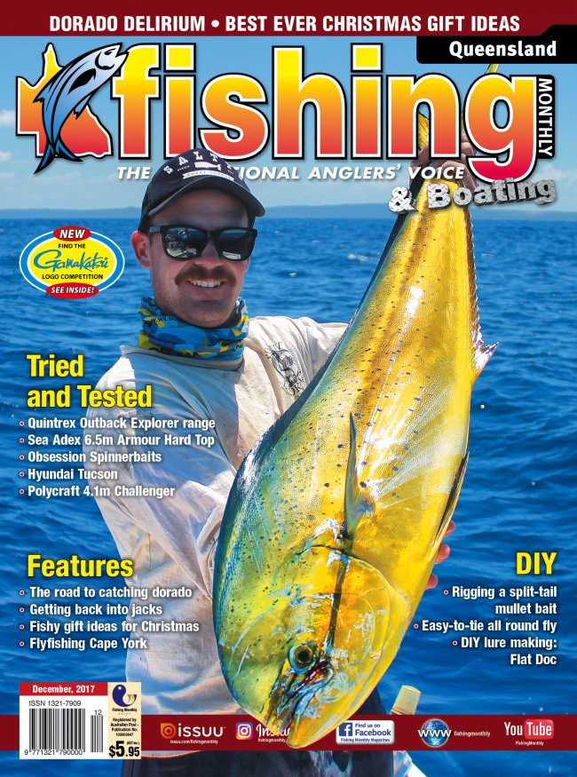 Queensland Fishing Monthly - December